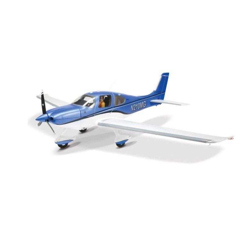 Cirrus SR22T Sportflugzeug 1500mm Spannweite BnF Basic