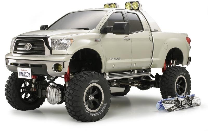 Toyota Tundra High-Lift 3-Gang 4WD Kit