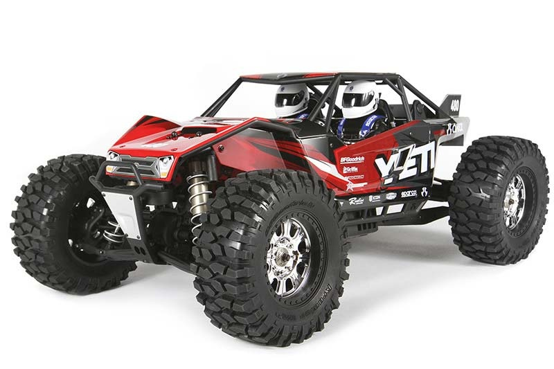 Yeti XL Brushless 4WD Monster Buggy 2,4GHz RTR 1:8
