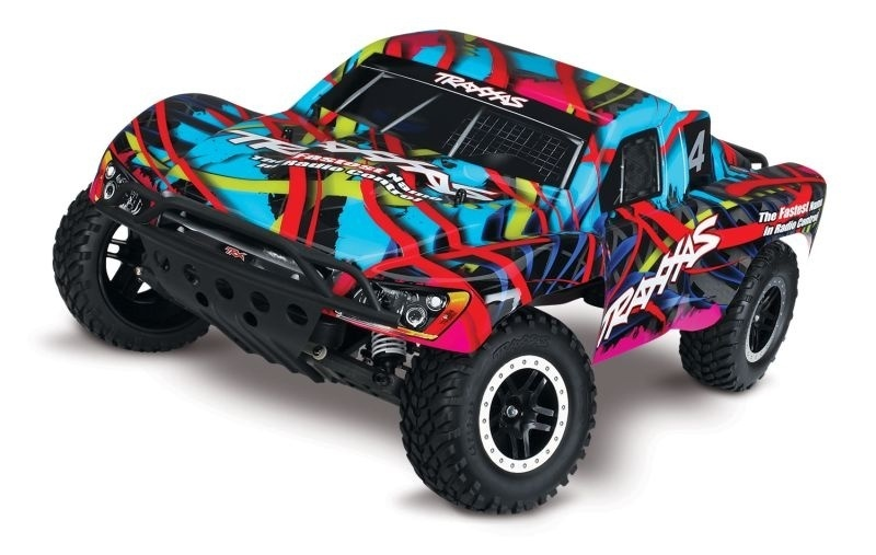 Slash VXL 1/10 +TSM SC Racing Truck BLS Hawaiian Edition