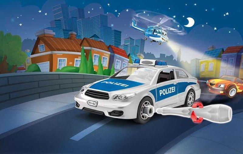Police Car 1:20