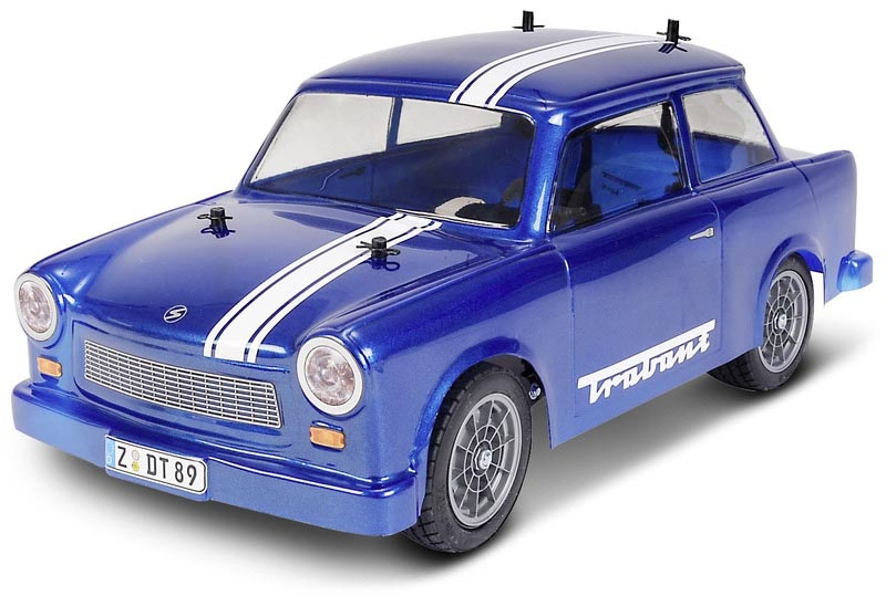 1:10 Karosserie Trabant 601S mit Dekor