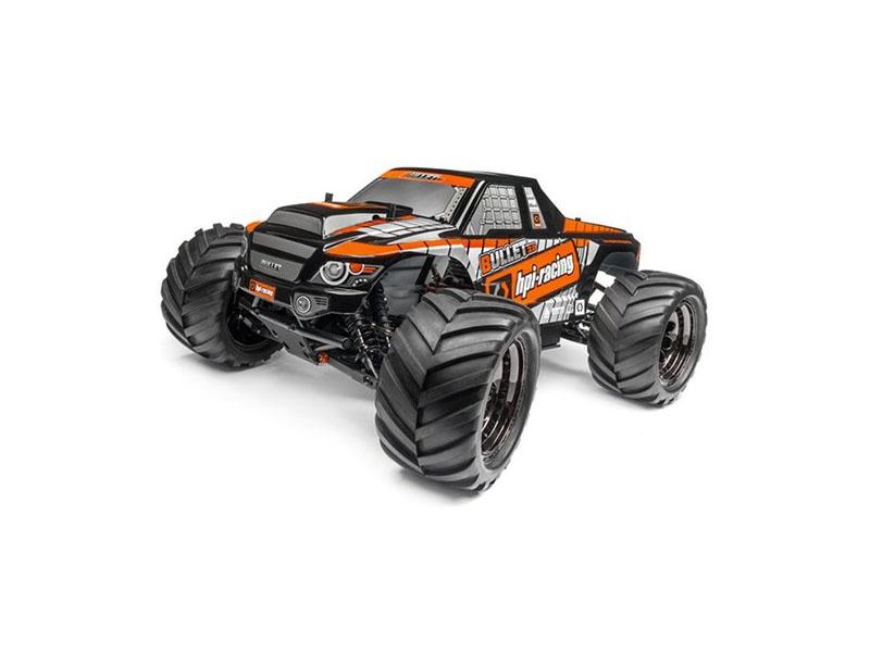 Bullet MT 3.0 RTR (2.4GHz) Nitro Monster Truck 1:10