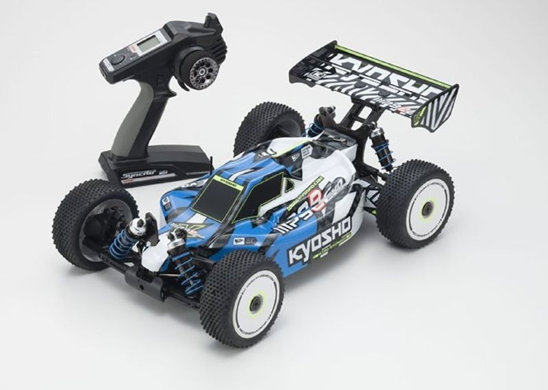 Inferno MP9E Evo 4WD Racing Buggy 1/8 Brushless 2,4GHz RTR