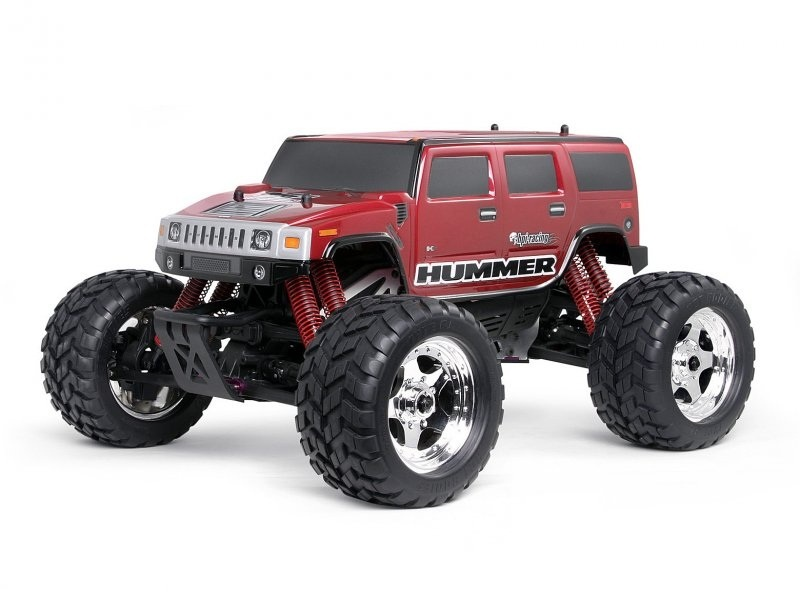 Hummer H2 Karosserie (Klar/E-Savage)