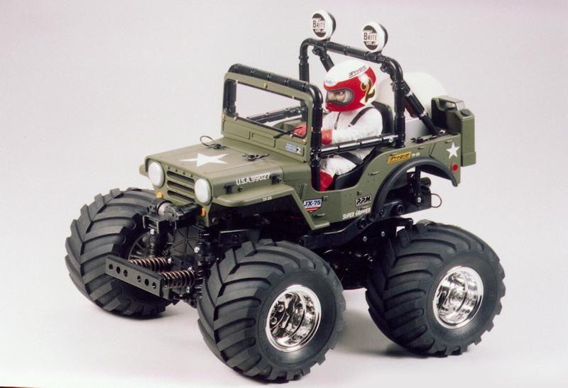 Wild Willy 2000 (WR-02) 2WD 1:10 Wheely Car Bausatz