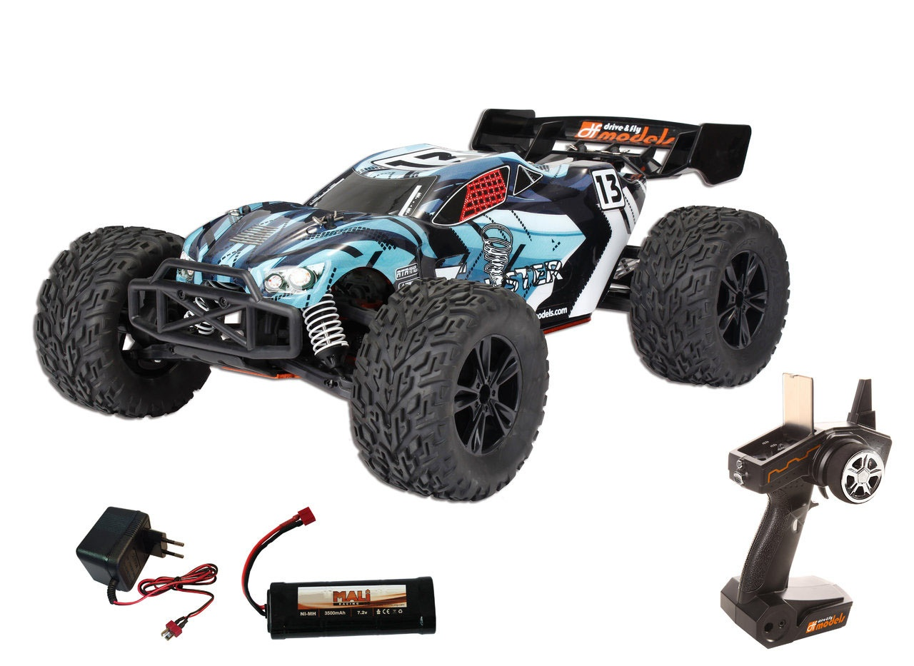 Twister Truggy Brushed 1:10XL - RTR