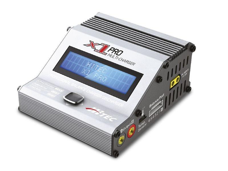 HiTEC Multicharger X1 Pro