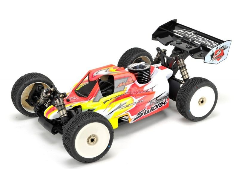 S350 EVO II Limited Edition 1/8 Pro Buggy Kit