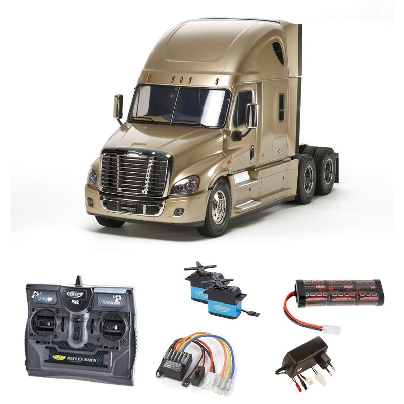Freightliner Cascadia Evolution 1:14 Truck 2,4Ghz Set