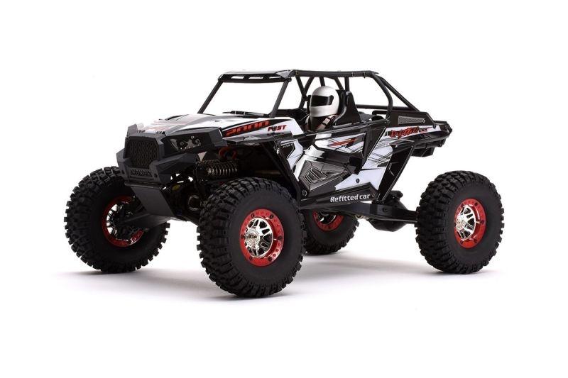 FAST 2000 1:10 4WD Rock Crawler RTR mit Akku und Lader