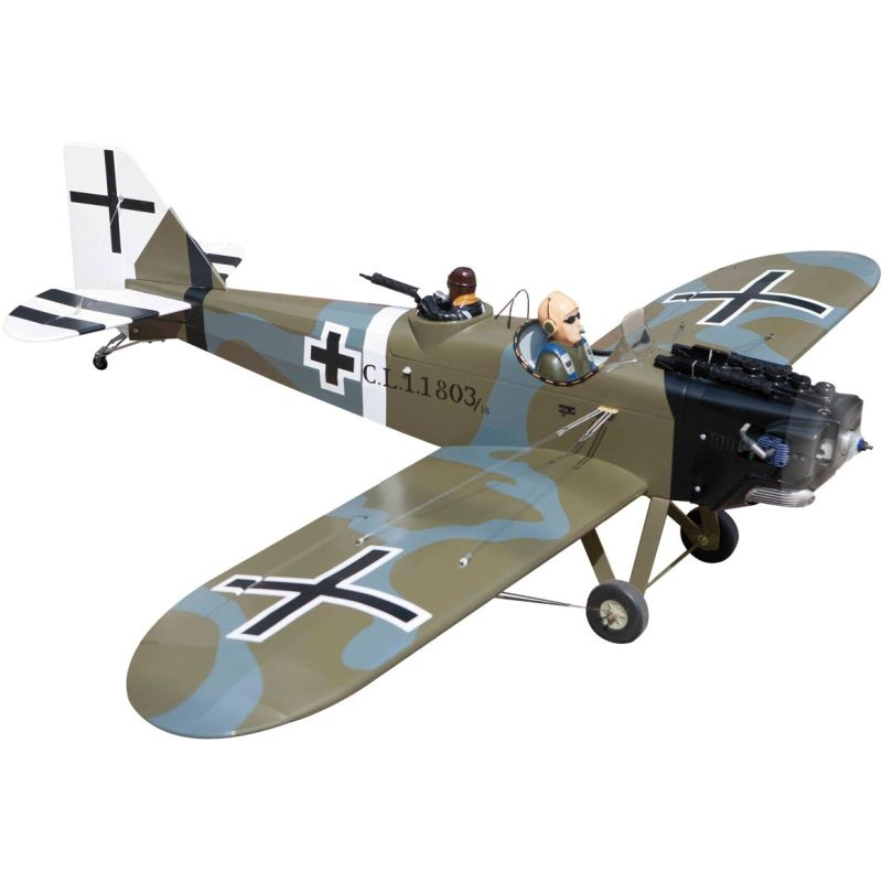 Junkers CL-1 (J10) Warbird 1750mm ARF