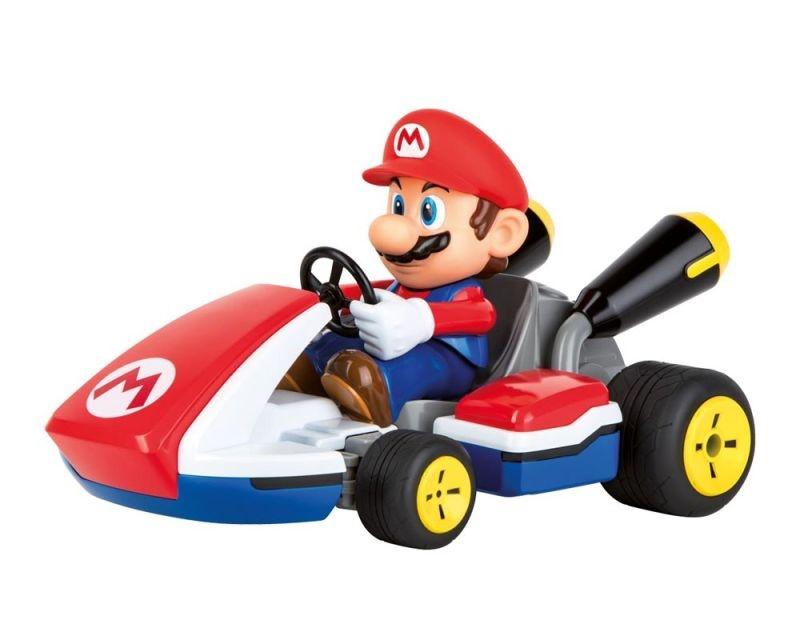 RC Mario Kart (TM) Mario Race Kart 1:16 mit Sound 2,4GHz RTR