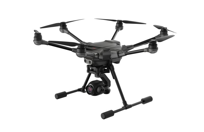 Typhoon H Plus RTF Hexacopter mit ST16S, C23 4K, 2 Akkus
