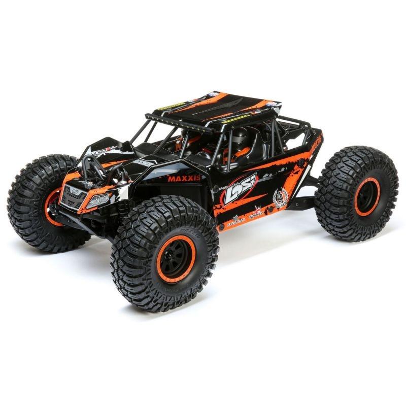 Rock Rey 4WD Brushless Rock Racer 1/10 BND