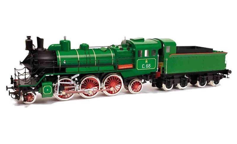 C-68 1:32 Lokomotive Bausatz