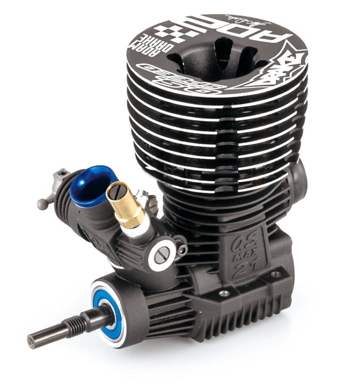Speed B21 Adam Drake 2 Nitro Motor 1:8 Off-Road