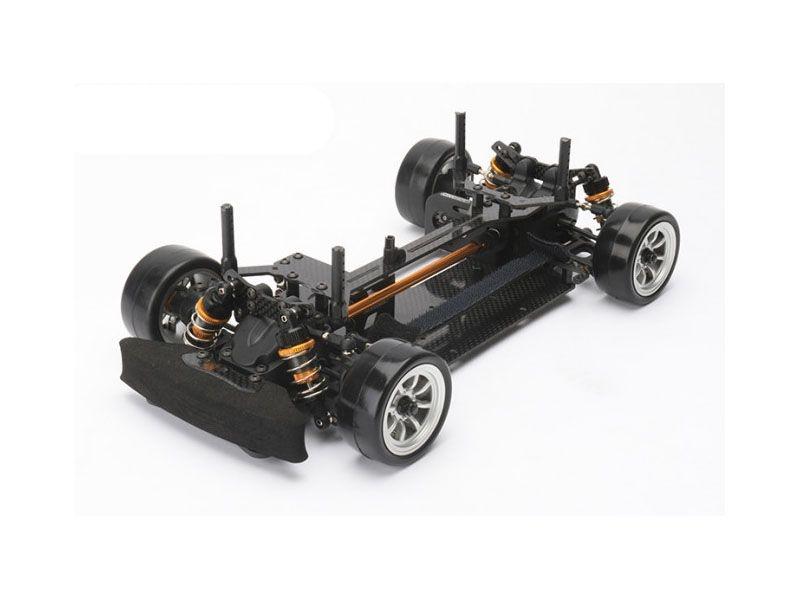 M210R Plus 1:10 M-Chassis 4WD Kohlefaser Bausatz
