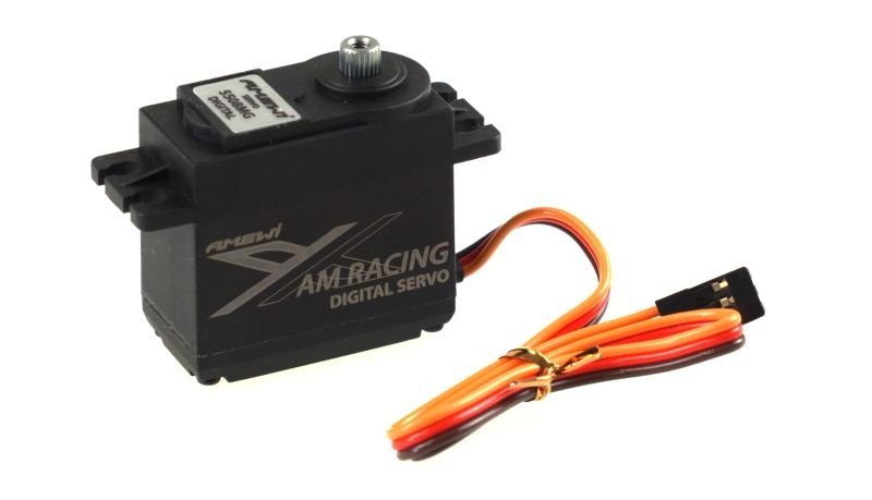 AMX Racing 5508MG Digital Servo Standard 8kg/0,07 Speed