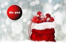 Geschenktipps bis 50 Euro