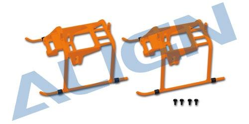 150 Landegestell orange
