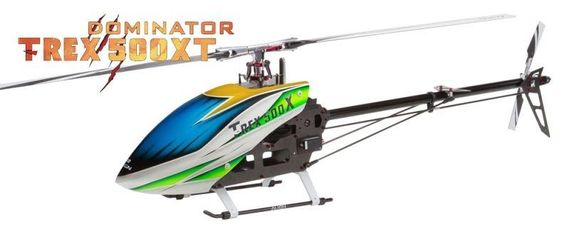 T-Rex 500XT Dominator Top Combo (DS530M/DS535M) Hubschrauber