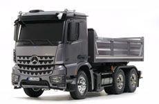 Mercedes Arocs 3348 Hinterkipper
