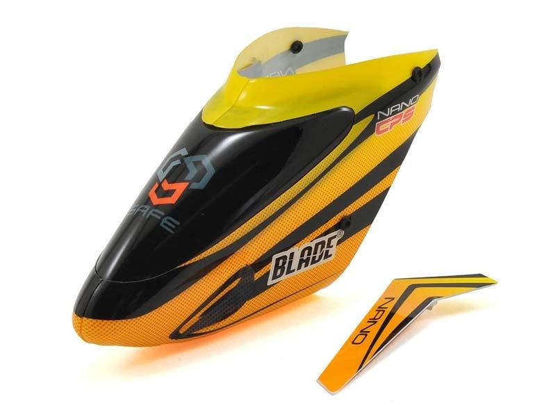 Blade Kabinenhaube: Nano CP S