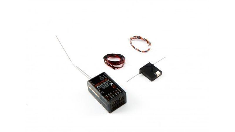 AR8010T DSMX 2,4GHz 8-Kanal Empfänger mit Telemetrie