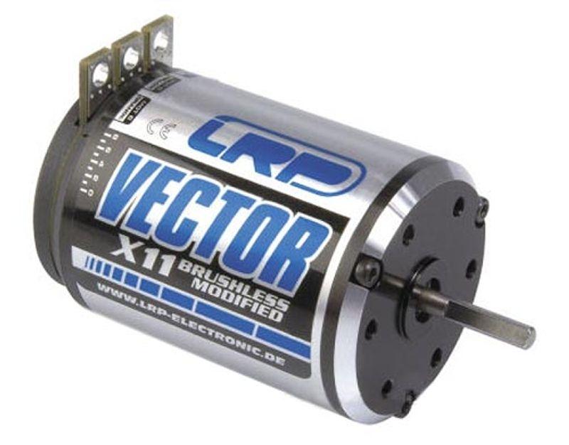 Brushless Motor Vector X11 3.5Turns