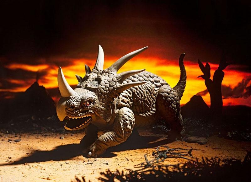 Styracosaurus 1:13