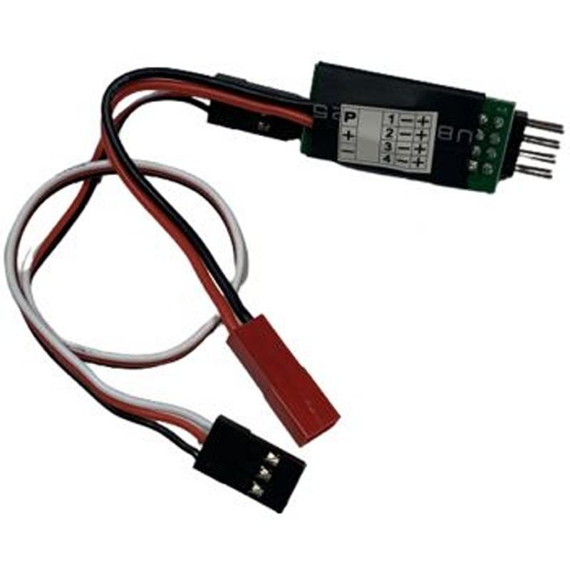 Ferngesteuerter On/Off Schalter BEC / BEC für Licht