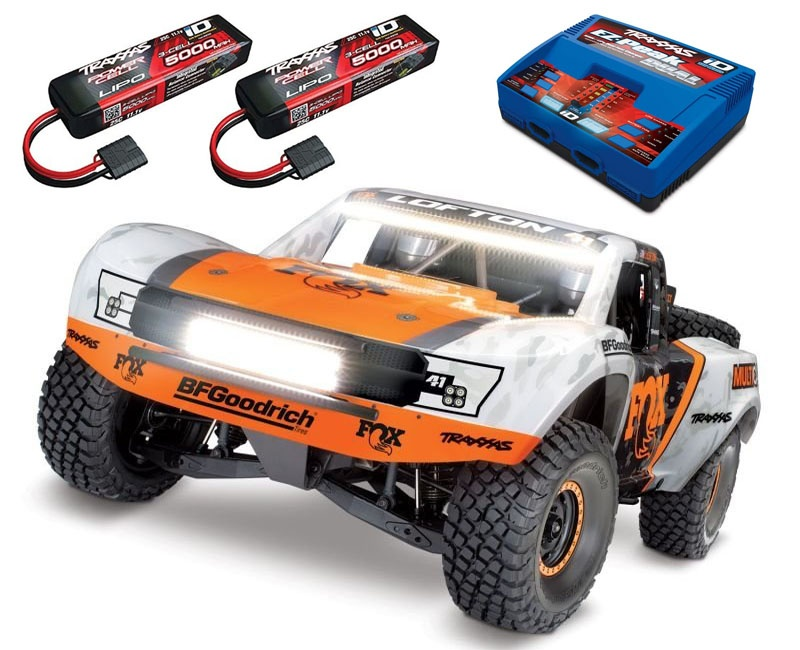 Unlimited Desert Racer 4x4 Racing Truck inkl. LED bis 6S Fox