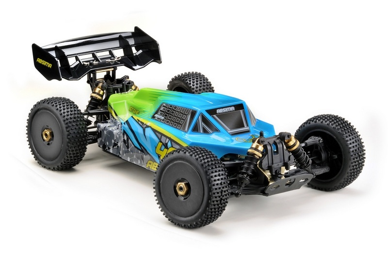 STOKE Gen2.0 4WD Brushless Buggy 1:8 4S 2,4GHz RTR