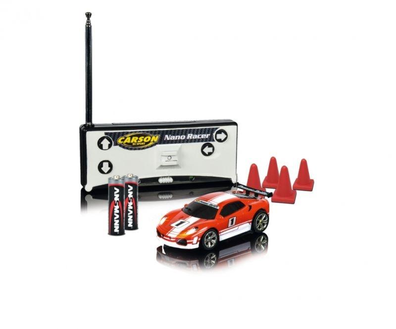 RC Nano Racer 1:60 power Drift 100% RTR mit Fernsteuerung