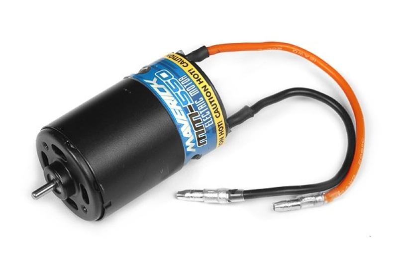 MM-550 Brushed Motor 15T für Quantum MT, XT und Phantom XT