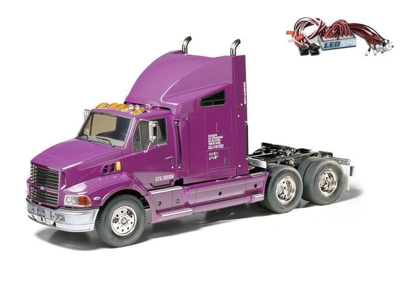 Truck Ford Aeromax - Exklusiv + LED-Lichtset