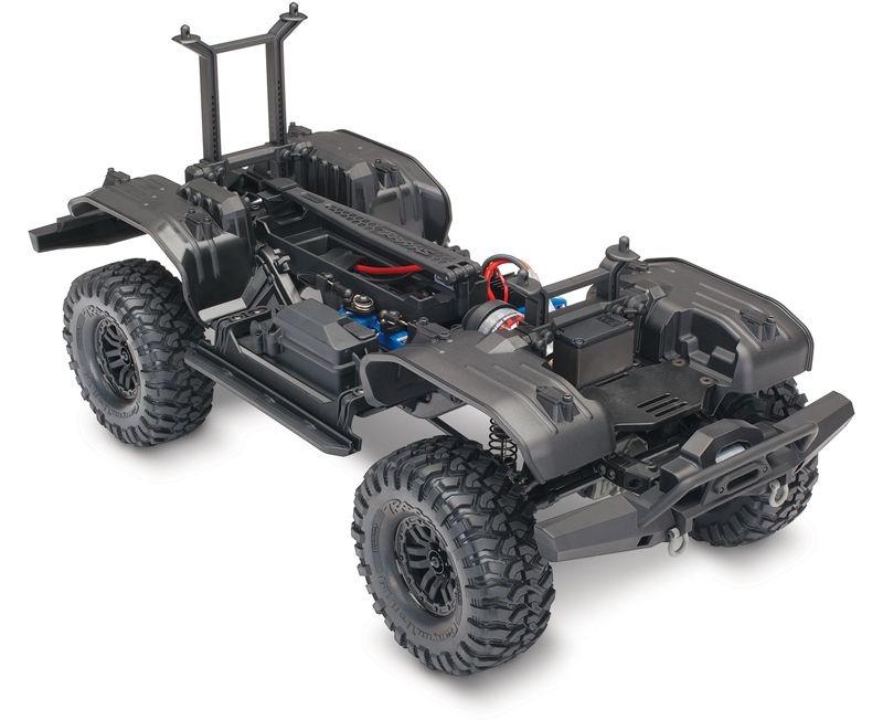 TRX-4 1/10 Scale Crawler Chassis Kit TQI 2,4GHz Bausatz