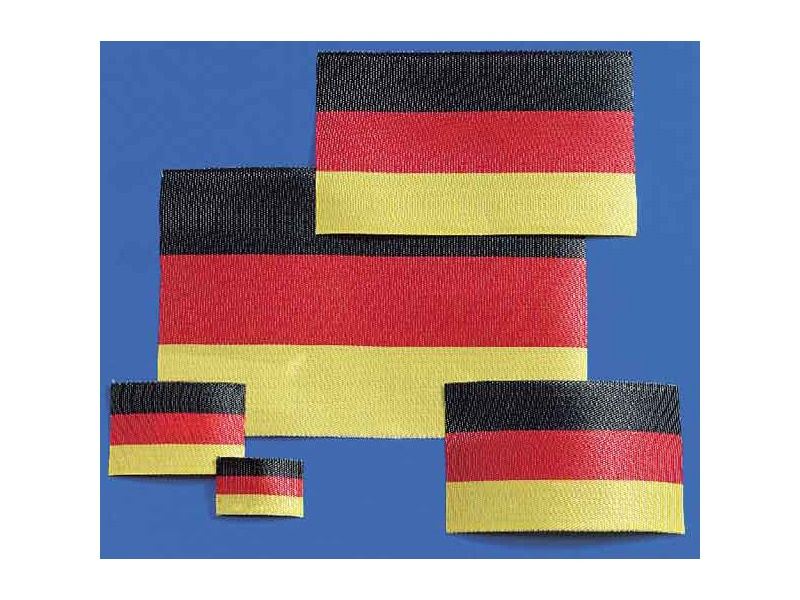 Flagge Deutschland 75x113 mm (1)