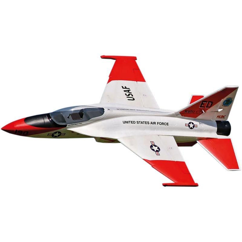 Flexjet Thrust Vector 90mm EDF Impeller Jet Super PNP orange