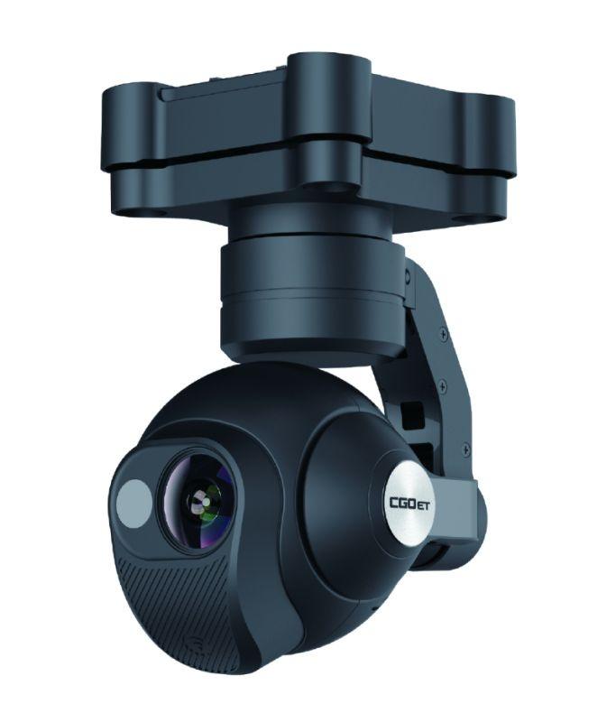 CGO-ET Wärmebild- und Restlichtkamera 3-Achs/360° Gimbal