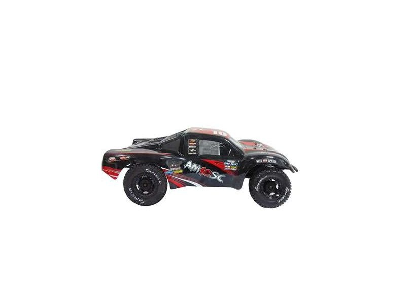AM10SC V2 RED 1:10 Shortcourse Truck / 4WD / Brushless