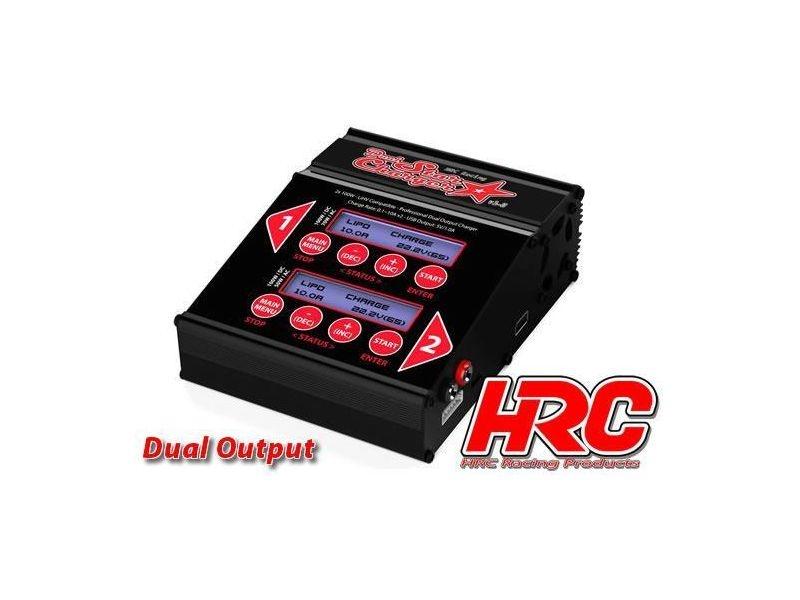 Dual-Star Charger V1.0 - Max 2x 100W 12/230V