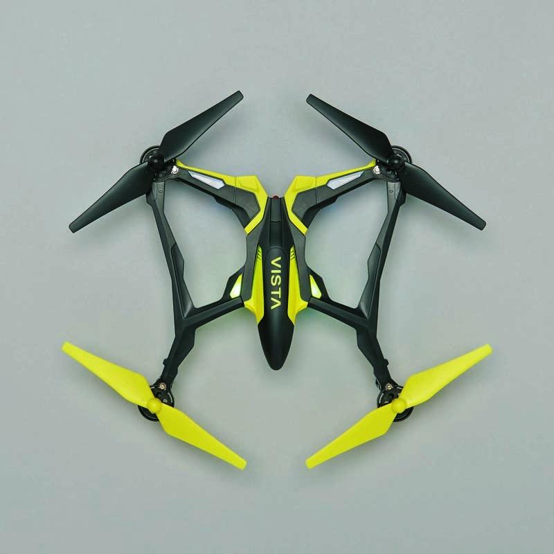 dromida vista fpv quadrocopter gelb dide04yy eur 94 99 picclick de. Black Bedroom Furniture Sets. Home Design Ideas