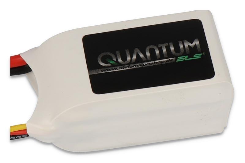 Lipo Quantum 850mAh 3S1P 11,1V 30C/60C
