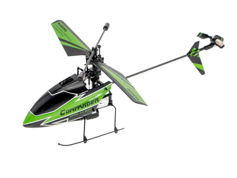 MT100Pro Single Blade Fix Pitch Heli