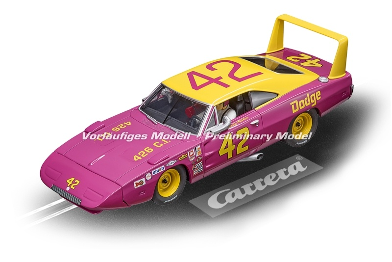 Digital 132 Dodge Charger Daytona No.42