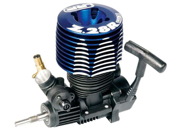 LRP Nitro Motor Z.28R Pullstart Spec.3