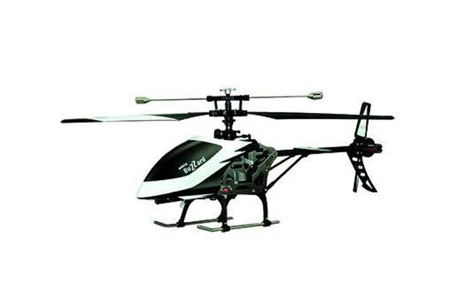 BUZZARD 4-Kanal Single-Rotor Hubschrauber 2,4Ghr RTF