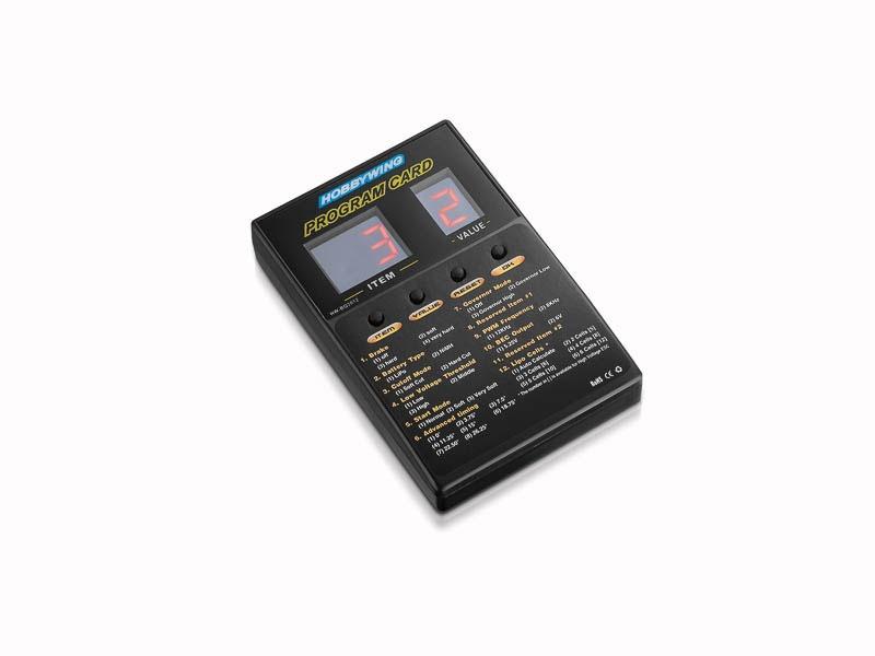 Programmierbox 2A LED für Platinum Regler